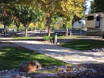 Located in the foothills of The Shasta Cascades, Mountain Gate RV Park and Cabins is very peaceful