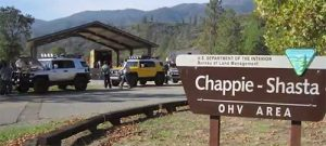 Explore the popular Chappie-Shasta OHV area